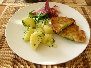 zeleninové placky