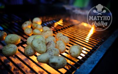 Výběr a využití grilu